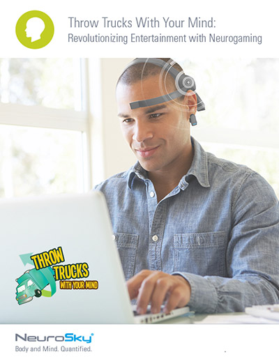 Download the Success Story Throw Trucks With Your Mind: Revolutionizing Entertainment with Neurogaming image