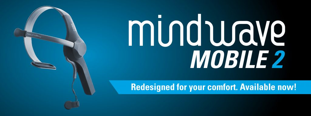 MindWave Mobile 2 Now Available.